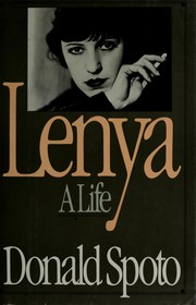 Cover of: Lenya: a life