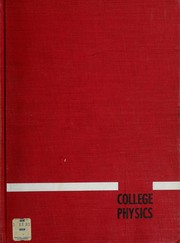 Cover of: College physics. by Robert L. Weber