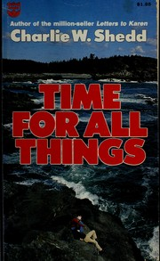 Cover of: Time for all things
