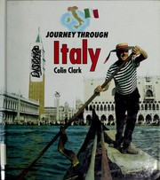 Cover of: Journey through Italy | Clark, Colin