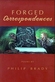 Cover of: Forged Correspondences | Philip Brady