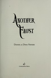 Cover of: Another Faust