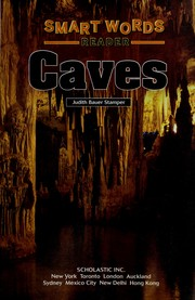 Cover of: Caves | Judith Bauer Stamper