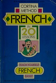 Cover of: French in 20 lessons, illustrated, intended for self-study and for use in schools | R. Diez de la Cortina