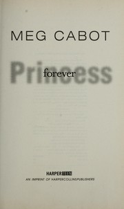 Cover of: Forever Princess