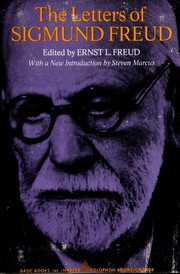Cover of: Letters of Sigmund Freud: selected and edited by Ernst L. Freud. Translated by Tania and James Stern.