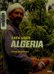 Cover of: Let's visit Algeria | David McDowall