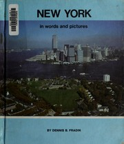 Cover of: New York in words and pictures