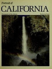 Cover of: Portrait of California by Ray Atkeson