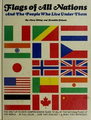 Cover of: Flags of all nations and the people who live under them