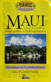Cover of: Maui, 5th Edition (Paradise Family Guide Maui) | Christie Stilson
