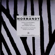 Cover of: Pierre Deux's Normandy