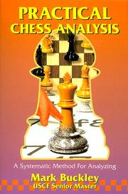 Cover of: Practical Chess Analysis