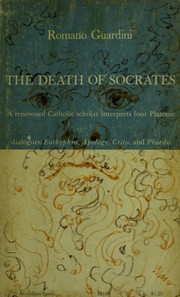Cover of: The death of Socrates