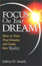 Cover of: Focus On Your Dream