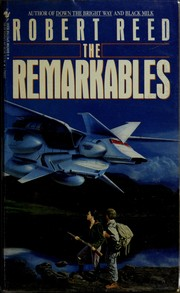 Cover of: Remarkables, The