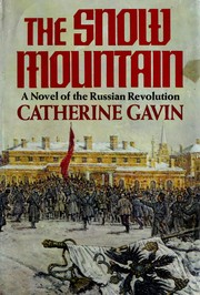 Cover of: The snow mountain