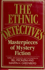 Cover of: The Ethnic Detectives |