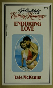 Cover of: Enduring Love | Tate McKenna