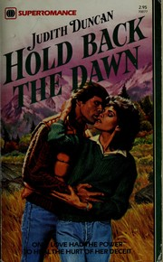 Cover of: Hold Back the Dawn