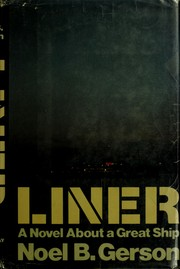 Cover of: Liner | Noel B. Gerson