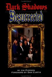 Cover of: Dark shadows resurrected