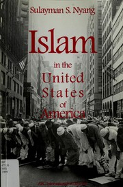 Cover of: The Muslims of America by edited by Yvonne Yazbeck Haddad.