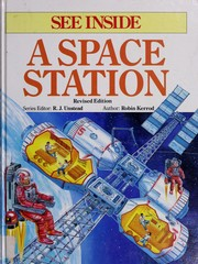 See inside a space station by Robin Kerrod