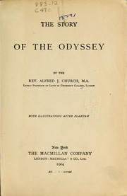 Cover of: The story of the Odyssey