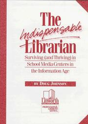 Cover of: The indispensable librarian | Johnson, Doug