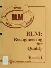 Cover of: BLM