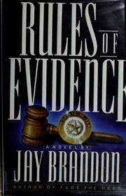 Cover of: Rules of evidence