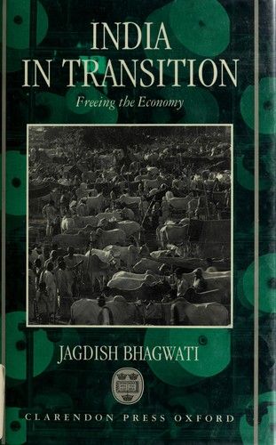 India in transition by Jagdish N. Bhagwati