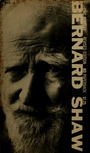 Cover of: Bernard Shaw, 1856-1950