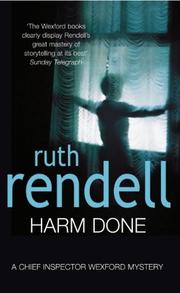 Cover of: Harm Done (Inspector Wexford)