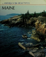 Cover of: Maine (America the Beautiful) | Ty Harrington