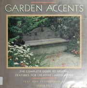 Cover of: Garden Accents