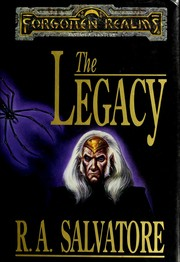 Cover of: The legacy | R. A. Salvatore