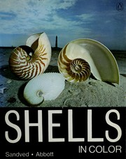 Cover of: Shells in color