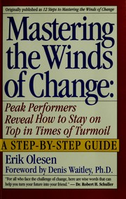 Cover of: Mastering the winds of change | Erik Olesen