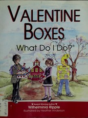Cover of: Valentine boxes