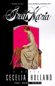 Cover of: Great Maria