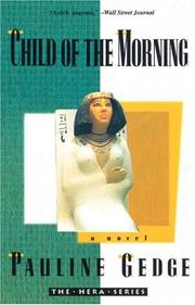 Cover of: Child of the morning
