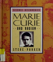 Cover of: Marie Curie and radium