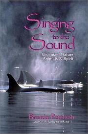Cover of: Singing to the Sound | Brenda Peterson