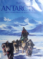 Cover of: Antarctica |