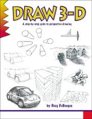 Cover of: Draw 3-D