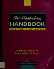 Cover of: Art Marketing Handbook for the Fine Artist