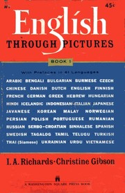 Cover of: English through pictures: a self-teaching way into English with directions in Spanish, French, Italian, Portuguese and German