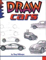 Cover of: Draw cars | D. C. DuBosque